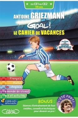 Antoine Griezmann : goal !...