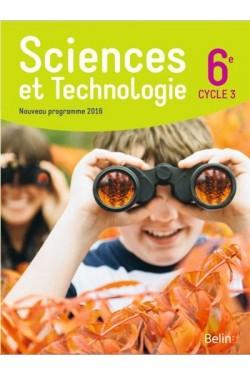 Sciences et technologie 6e,...