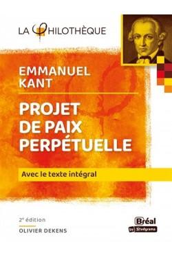 Projet de paix perpétuelle,...