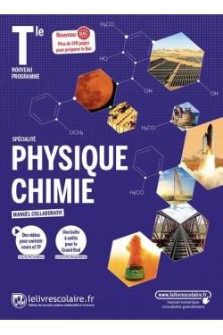 Physique chimie terminale...