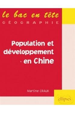 Population et développement...