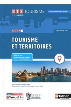 Tourisme et territoires BTS...