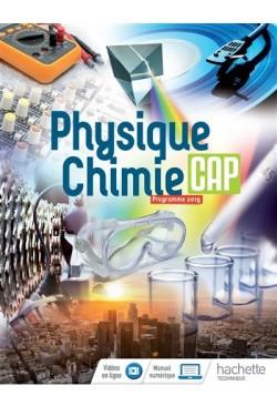Physique-Chimie CAP - Livre...
