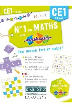 N°1 en maths avec Mathador...