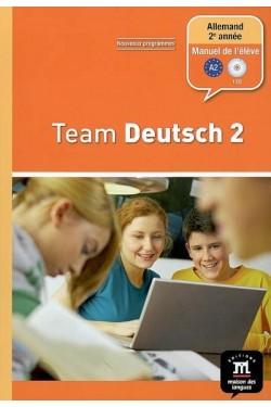 Team Deutsch 2, niveau A2 :...