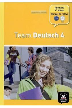 Team Deutsch 4, niveau B1.2...