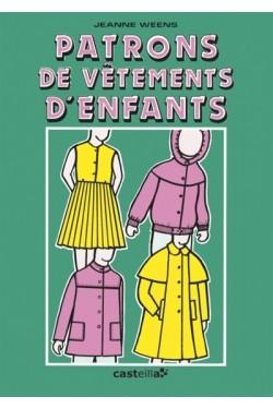 Patrons de vêtements d'enfants