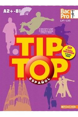 Tip-top espanol, 1re...