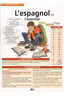 L'espagnol. Vol. 1....
