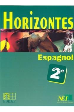 Horizontes espagnol 2e