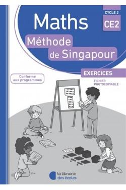 Maths, méthode de Singapour...