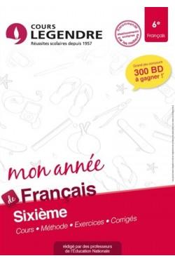 Mon année de français 6e :...