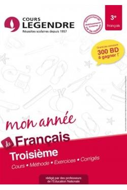 Mon année de français 3e :...