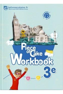 WORKBOOK ANGLAIS 3E - PIECE...
