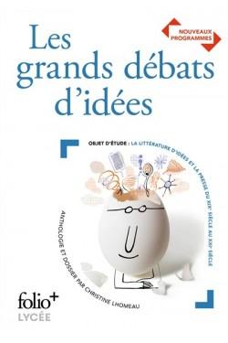 Les grands débats d'idées :...