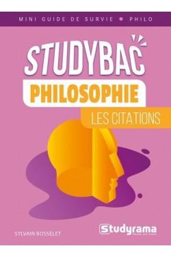 Philosophie : les citations