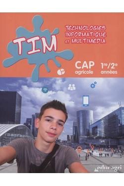 TIM CAP agricole, 1re-2e...