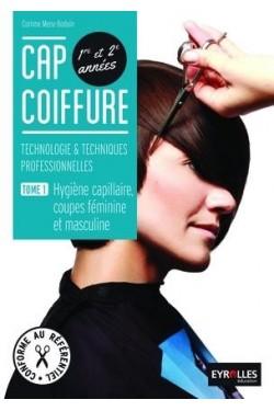 CAP coiffure : technologie...