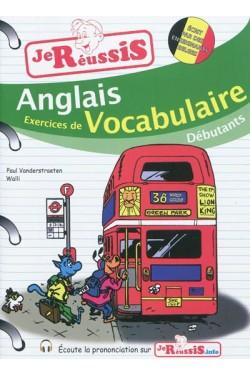 Anglais, exercices de...
