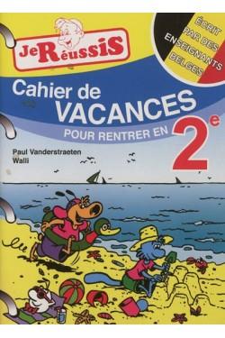 Cahier de vacances pour...