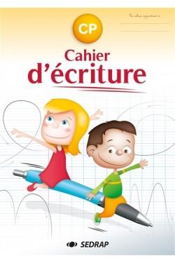 CAHIER D'ECRITURE CP - SEDRAP