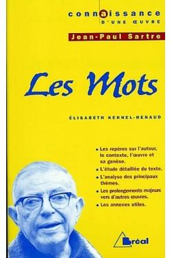 Les mots, Jean-Paul Sartre