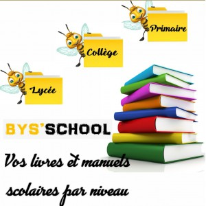 Commandez vos manuels scolaires