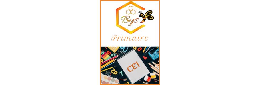 Primaire – CE1