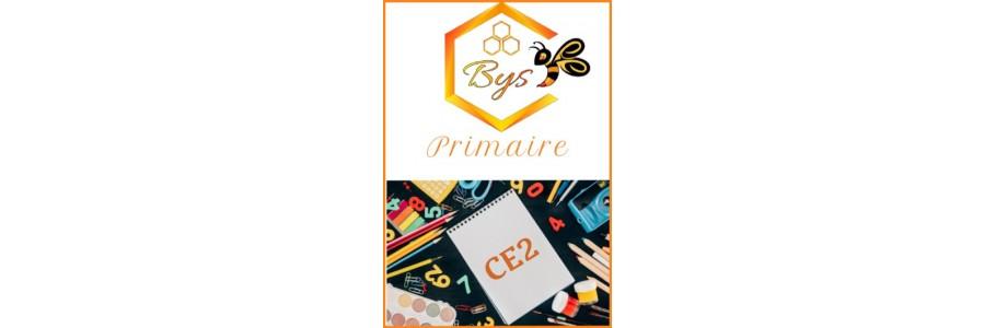 Primaire – CE2
