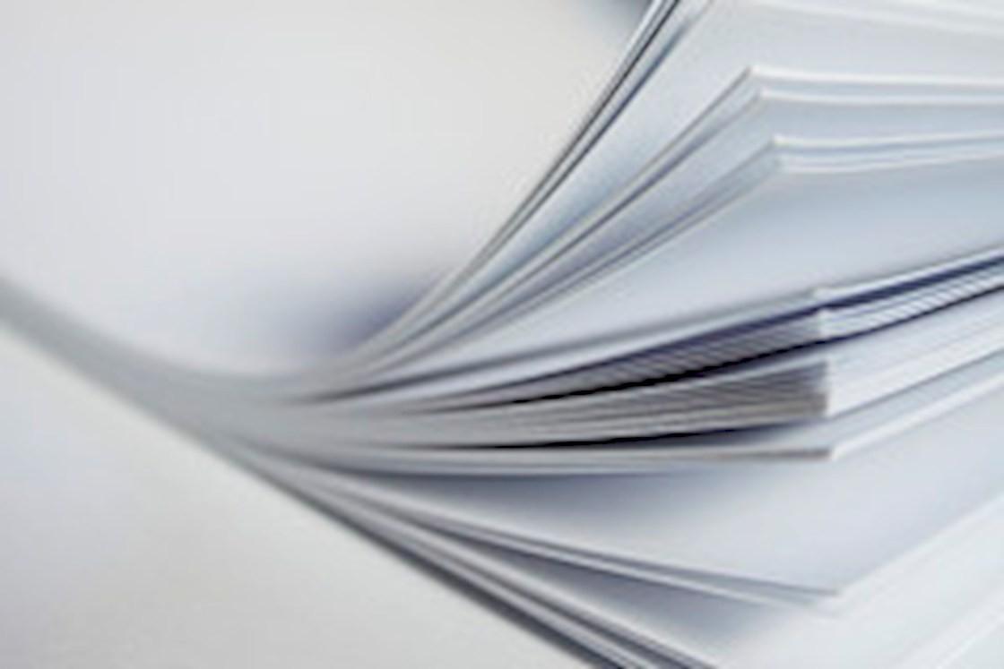 Papier  Blanc